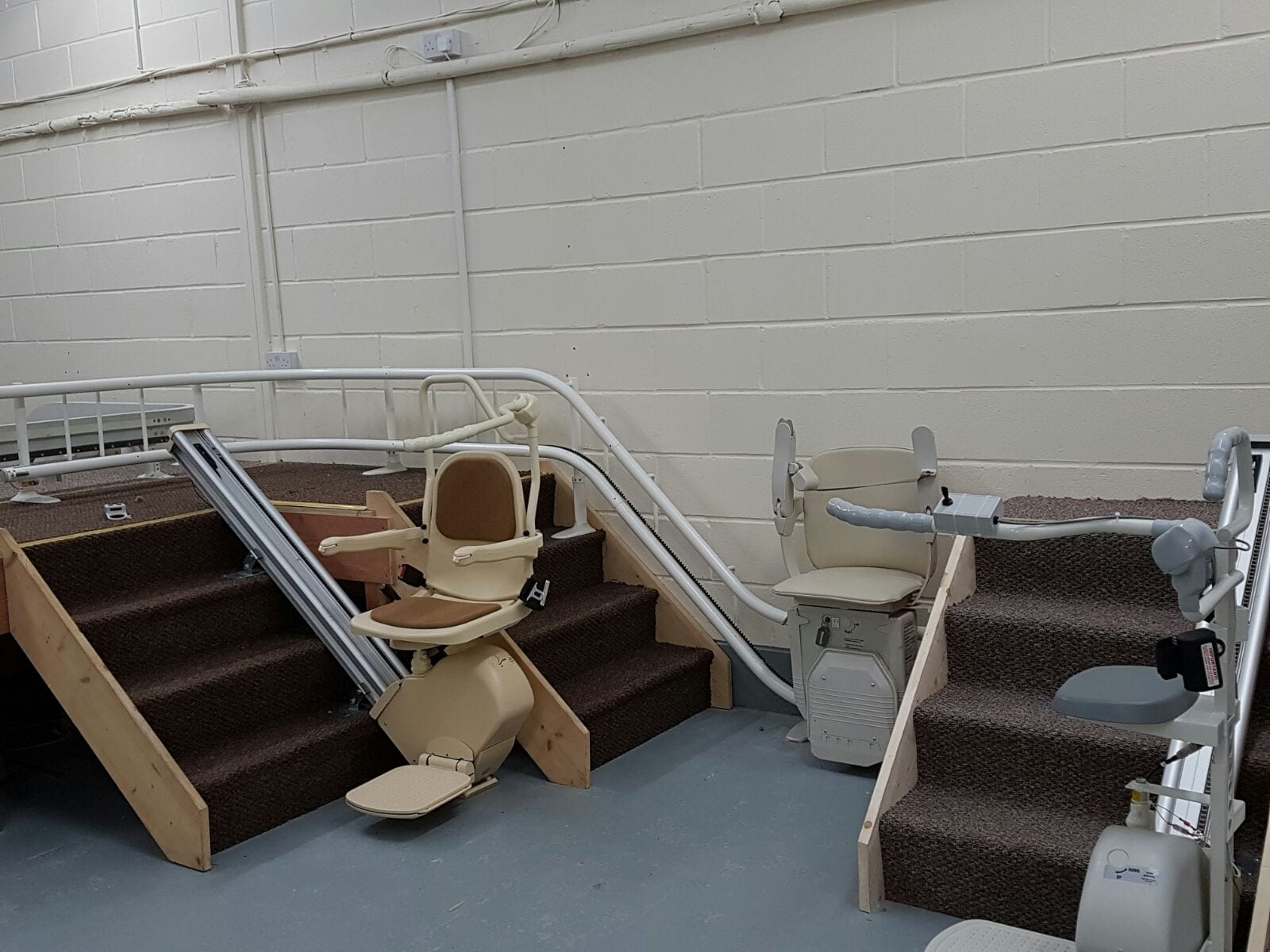 Halton Stairlifts Showroom and Workshop | Liverpool Merseyside