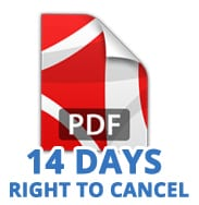 Stairlift Cooling Off Period | The Halton Stairlifts 14 Day Right to Cancel | Form download