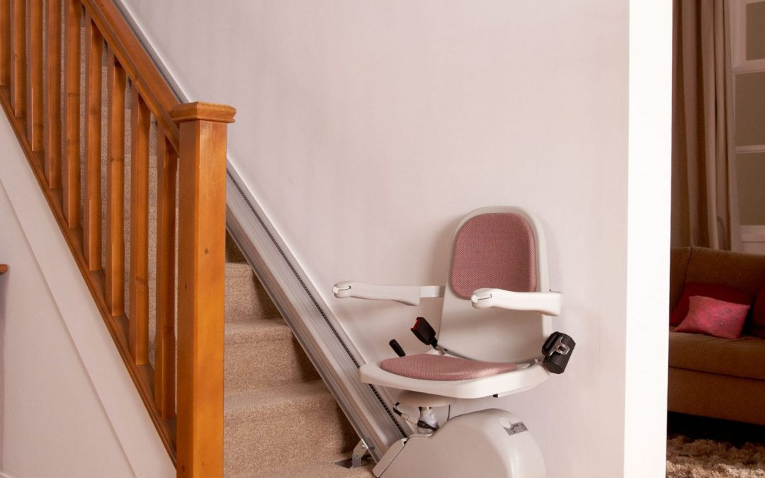 How Halton Stairlift can improve Your Life at Home