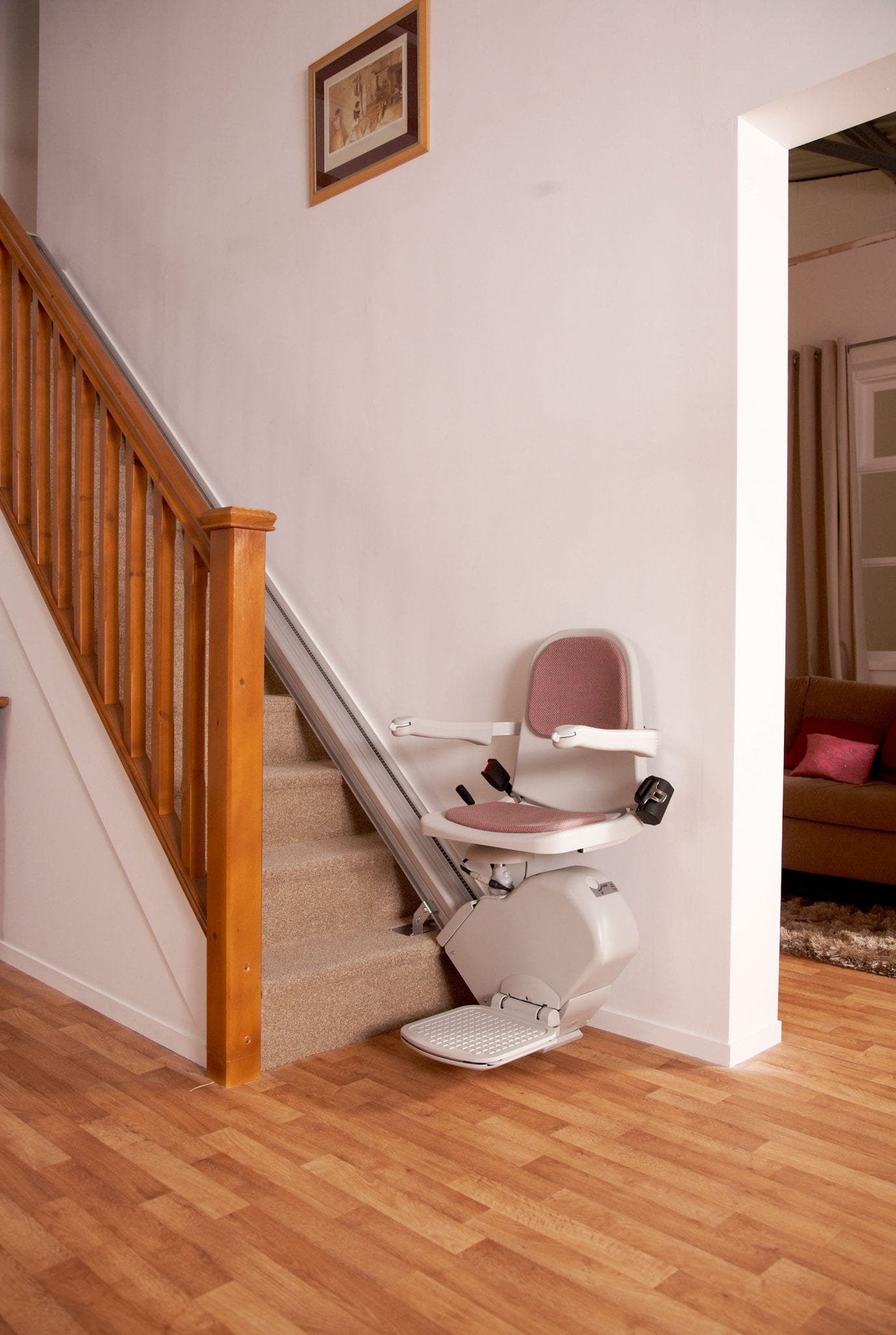 HOW A STAIRLIFT CAN IMPROVE YOUR LIFE AT HOME