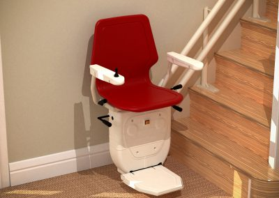 Bespoke-Infinity-Stairlift-For-Curved-Staircase-Chairlifts