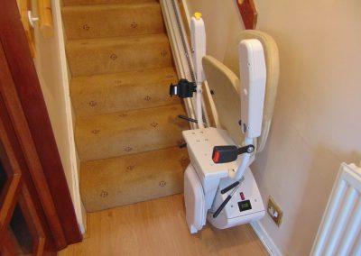 Bespoke Synergy Stairlifts | Halton Stairlifts