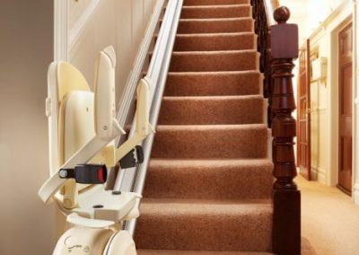 Brooks-130-Stairlift-Folded