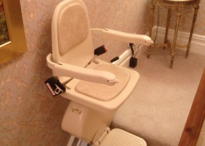 Brooks Straight Stairlift Chairlift