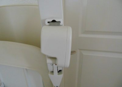 Retractable Seatbelt for Stairlift