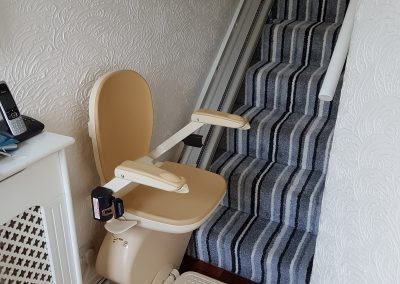 Halton Stairlifts Compact Stairlifts