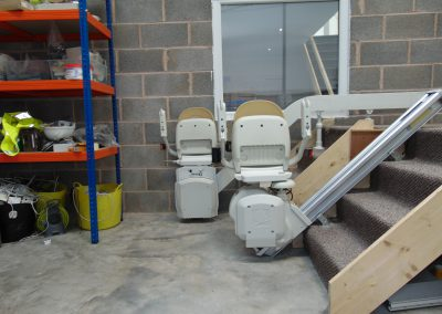 Halton Stairlifts Showroom | Liverpool Merseyside
