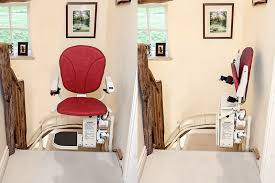 Platinum-Curved-Stairlift-Folded-Swiveled-Seat-Halton-Chairlifts