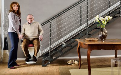 WHICH STAIRLIFTS ARE THE BEST?