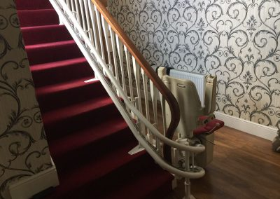 Stannah Curved Stairlifts