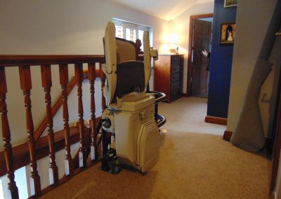Stannah Starla Curved 260 Stair Lift