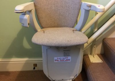 Stannah Curved Chairlift Starla 260