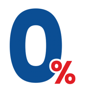 O% Finance Icon | Halton Stairlifts