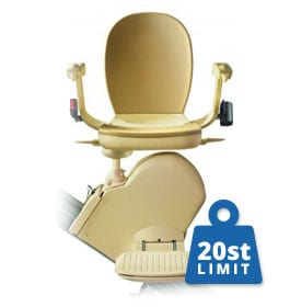 Reconditioned-Brooks-Slimline-Stairlift