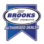 Brooks Stairlifts Logo   Brooks Straight Stairlifts