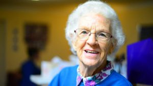 Helping the elderly at Christmas - Halton Stairlifts - Liverpool Stairlifts