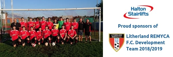 Sponsors of Litherland REMYCA FC Development Team