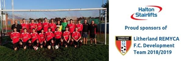 Sponsors of Litherland REMYCA FC Development Team