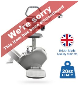 New Brooks Perch Stairlift | Halton Stairlifts