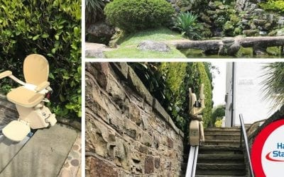 ACCESS ALL AREAS | THE BENEFITS OF OUTDOOR STAIRLIFTS