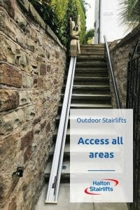 OUTDOOR STAIRLIFTS - Halton Stairlifts blog post 2