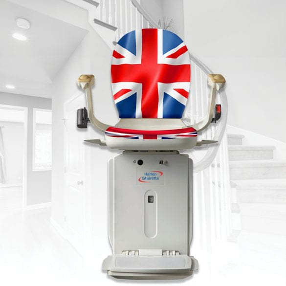 Halton Stairlifts | union-jack-stairlift-halton-stairlifts