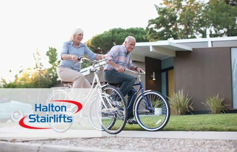 HALTON STAIRLIFTS | THE BENEFITS OF EXERCISE FOR OLDER ADULTS | BLOG POST