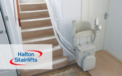 HALTON STAIRLIFTS GUIDE TO CURVED STAIRLIFTS