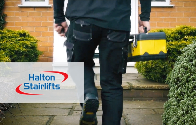 HALTON STAIRLIFTS | HOW LONG DOES STAIRLIFT INSTALLATION TAKE?