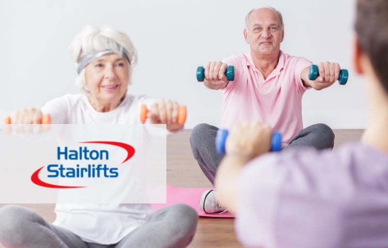 THE BENEFITS OF IMPROVING MOBILITY IN THE ELDERLY | Halton Stairlifts