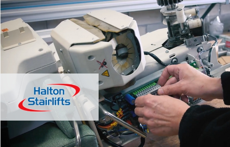 WHAT STAIRLIFT WARRANTY DO HALTON STAIRLIFTS OFFER?