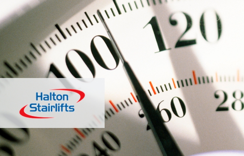 is there a weight limit for stairlifts | HALTON STAIRLIFTS