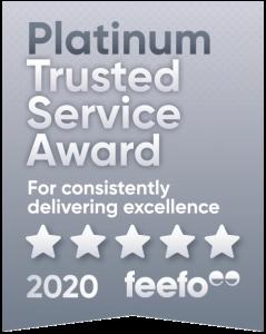 feefo_platinum_service_2020_tag_dark | Halton Stairlifts