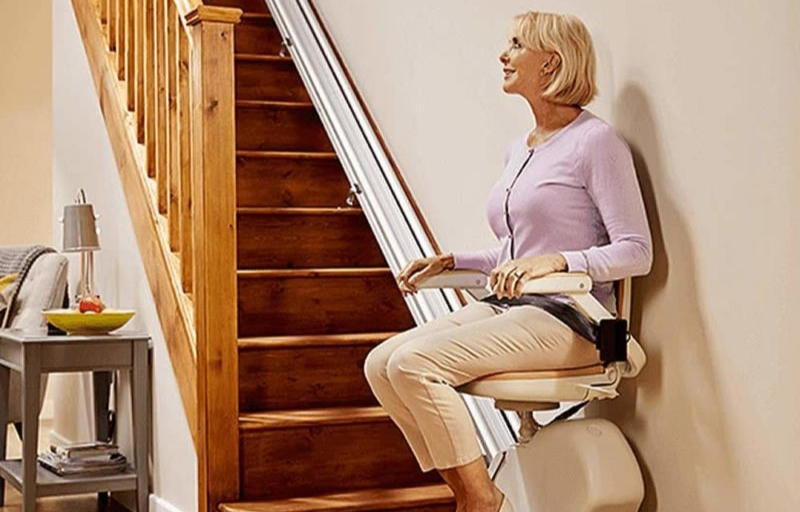 STAIRLIFTS FOR NARROW STAIRS _ HALTON STAIRLIFTS