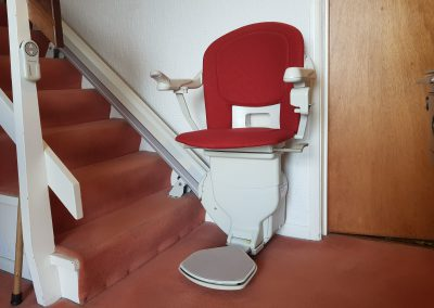 Stannah Straight Stairlifts