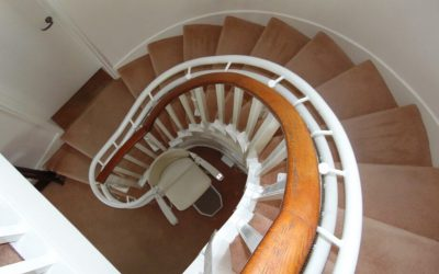 WHAT ARE THE DIFFERENT STAIRLIFT FEATURES I MIGHT NEED?