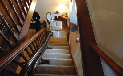 ESSENTIAL SAFETY OF A HALTON STAIRLIFT