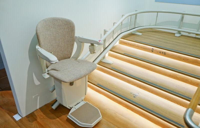 COMMERCIAL STAIRLIFTS _ HALTON STAIRLIFTS