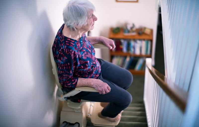 How can I make walking upstairs easier_ _ HALTON STAIRLIFTS