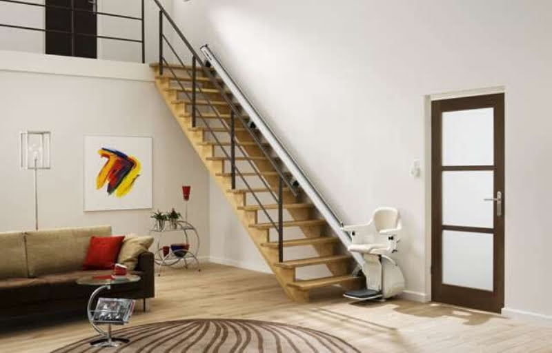 Modern Stairlifts _ HALTON STAIRLIFTS