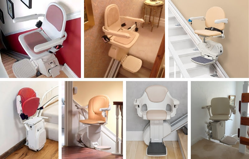 STAIRLIFT BRANDS AT HALTON STAIRLIFTS