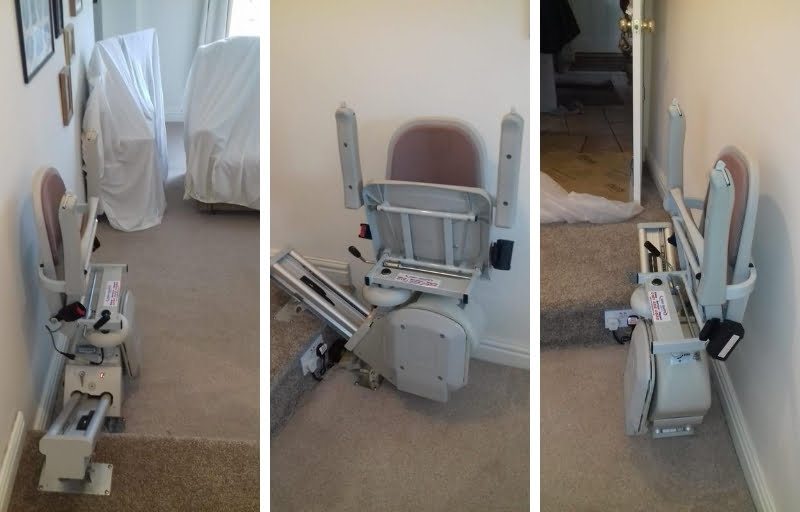 STAIRLIFTS FOR ONE STEP