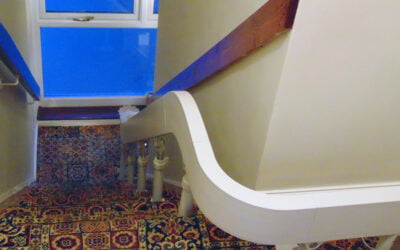 HOW TO CLIMB THE STAIRS MORE EASILY