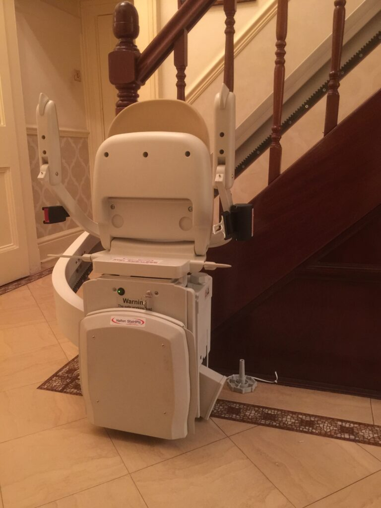 Acorn Curved Stairlifts