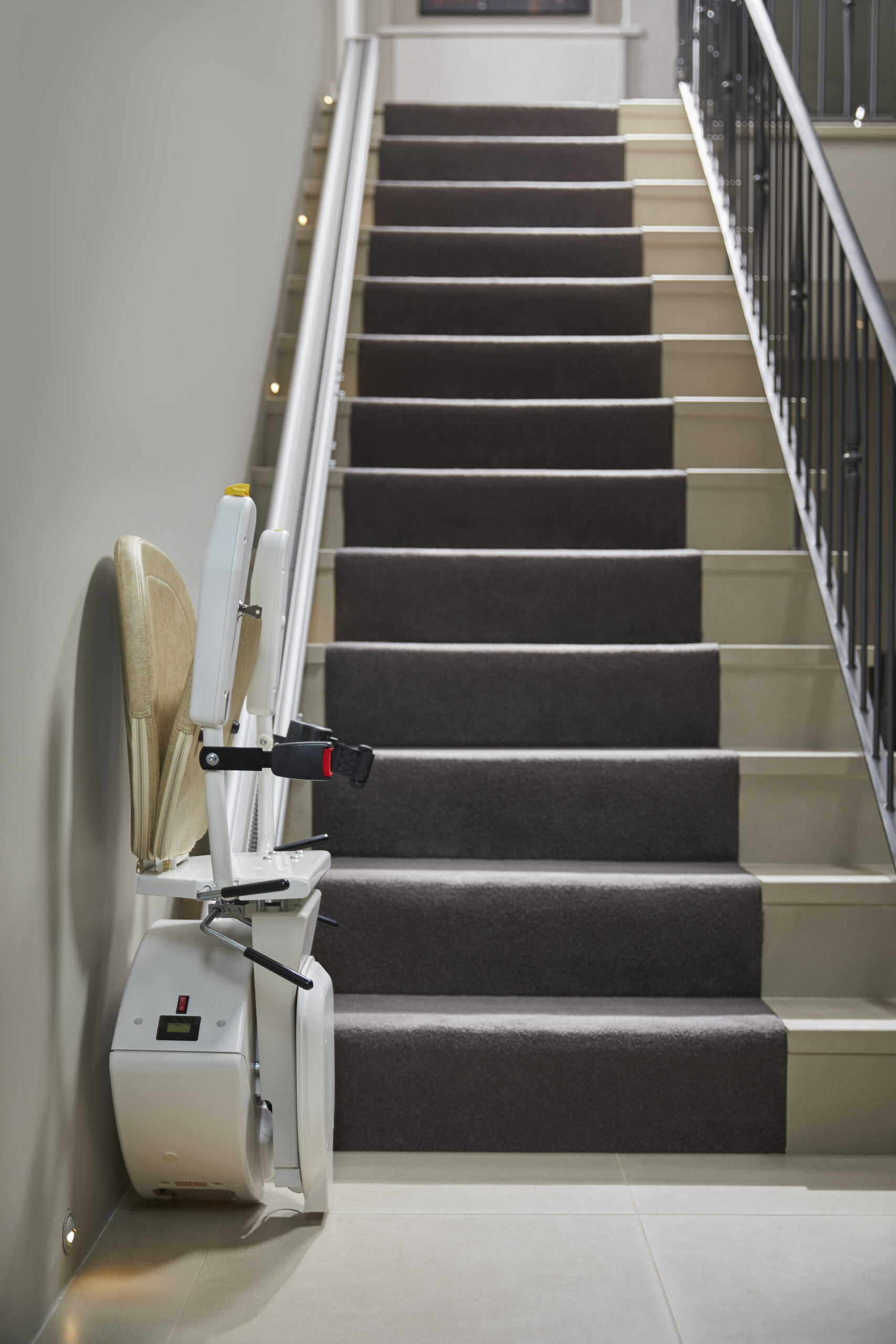 Straight Stairlifts | Stairlifts Bradford | Halton Stairlifts