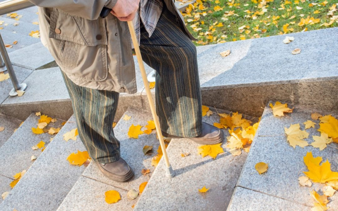 Simple Ways To Make The Stairs Safer For Dementia Patients